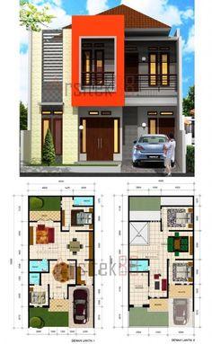 Kunjungi pos untuk informasi selengkapnya. House Layout Plans, Modern House Plans, Modern House Design, House Floor Plans, Layouts Casa, House Layouts, Architectural Design House Plans, Architect Design, Art Deco Home
