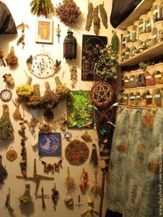 Witchs storeroom- awesome, I definitely think I could make this happen in an extra closet or something.
