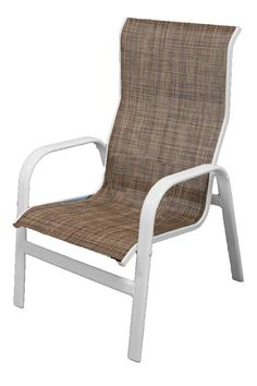 Aluminum Sling Patio Furniture-Comfortable Seating for Outdoor Settings Outdoor Chairs, Outdoor Furniture, Outdoor Decor, Aluminum Patio, Outdoor Settings, Porch, Home Decor, Diy Patio, Balcony