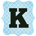 Blue_Black Letter_K