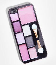 Makeup+Compact+iPhone+5+Case @Meredith Feldman