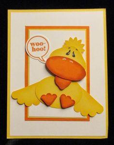 Donald Duck Punch Art