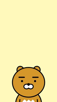 카카오 프렌즈 라이언 배경화면 1080*1920 : 네이버 블로그 Friends Wallpaper, Bear Wallpaper, Couple Wallpaper, Cute Wallpapers, Wallpaper Backgrounds, Iphone Wallpaper, Kpop Drawings, Easy Drawings, Ryan Bear