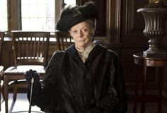 Downton Abbey, Lady Violet, Maggie Smith