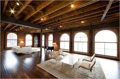 Soho loft in Wooster street ,NY