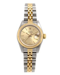 Rolex Women's 'Date' Watch