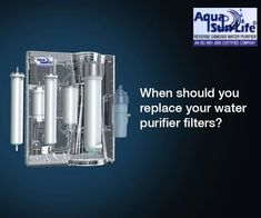 The quality of the water you receive and water consumption also determine the frequency of changing the filters. Both these filters remove different types of impurities from water at different stages.If you have any queries or want some information, don't hesitate and contact us today. 📲: +91- 9818406309 🌐: www.aslrowaterpurifier.com 📧: aslenterprises35@gmail.com #aslenterprises #kent #livpureRO #aquaguardRO Kent Ro Water Purifier, Ro Purifier, Importance Of Water, Reverse Osmosis Water, Website Design Company, Water Filter, Filters, Web Design Company, Water Purification
