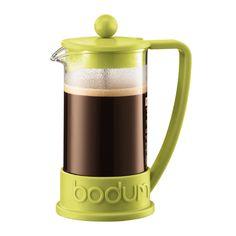BRAZIL Kaffeebereiter, 3 Tassen, 0.35 l Limettengrün
