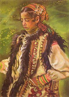 Kazimierz Sichulski - 1906    Druzka.jpg 569×800 pixels
