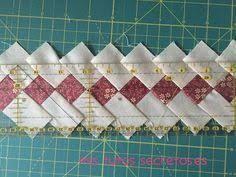 Картинки по запросу tecnica em patchwork strips