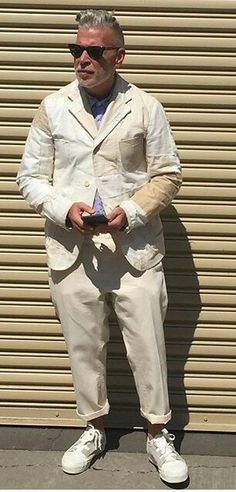 Nick  wooster NYFW