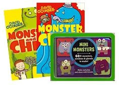 Buy Books online from Readers Warehouse. The top discount book store. Buying Books Online, Mini Monster, Create Yourself, Monsters, Tin, Chips, Army, David, Bread