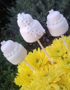 Wedding cakepops #wedding #cakepops #cake #CreativeCakepops