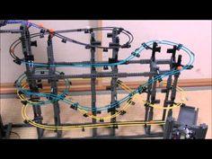 LEGO GBC Marble Run - YouTube