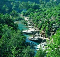 Paradise Valley, a hidden treasure northeast of Agadir in Morocco