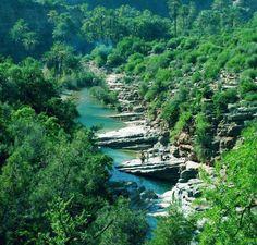 Paradise Valley, a hidden treasure northeast of Agadir in Morocco