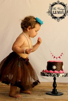 smash cake pictures, so cute.
