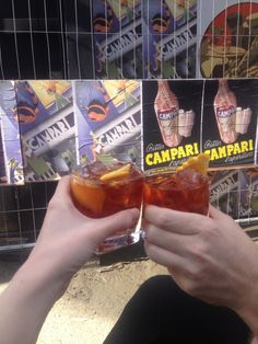 """I've become completely obsessed in the last 12 months with an Italian aperitif called """"Spritz"""". Those who follow this blog know I've had 3 trips to Italy in the last 12 mont…"""