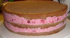 Tarun Taikakakut: Vadelmatäytteitä 24-26cm täytekakkuun Pastry Cake, Cheesecakes, Vanilla Cake, Tiramisu, Mousse, Cake Decorating, Bakery, Deserts, Food And Drink