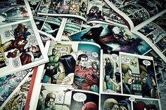 The Grim Adventures Of. Comic Movies, Comic Games, Comic Book Characters, Comic Books, Comic Book Panels, Comic Book Covers, Hero Movie, The Grim, Marvel Dc