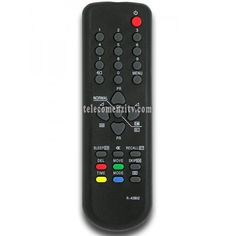 R-40B02 este o telecomanda cu aspect original de cea mai buna calitate folosita pentru televizoarele plasma marca Daewoo. Nu are nevoie de coduri pentru a functiona, telecomanda R-40B02 are nevoie doar de baterii pe care le puteti comanda impreuna cu telecomanda. Va recomandam sa folositi pentru telecomanda R-40B02 baterii alcaline.T