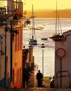 Alvor - Portimao - Portugal ( retirado da net ).