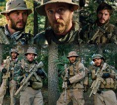 The Lone Survivor... Taylor Kitsh Ben Foster , Nark Walhberg, Emile ..best movie