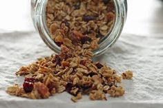 Homemade Granola - Keepers