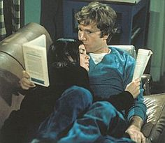 """The wardrobe of Ali MacGraw and Ryan O'Neal in """"Love Story"""", a 1970 film directed by Arthur Hiller, and how it's still fashionable and inspiring. Ryan O'neal, Film Love Story, Cute Love Stories, Romantic Movies, Great Movies, Actors & Actresses, Movie Tv, Ali Macgraw Love Story, Prep School"""