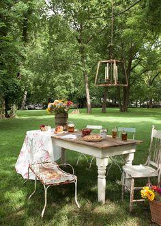 prairie style picnic