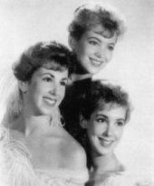 "The Paris Sisters recorded ""I Love How You Love Me"" in 1960."