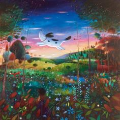 Ryder - Over The Moon #art #nostalgia #animals