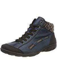 Rieker Damen L6543 Hohe Sneaker #schuhe #geschenkideen