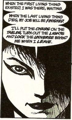 Death - Sandman.