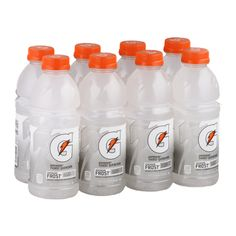 I'm learning all about Gatorade Frost Thirst Quencher Glacier Cherry - 8 CT at @Influenster!