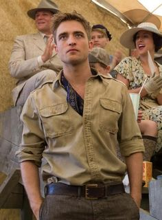 Water for Elephants 2011 Movie with Robert Pattinson, Reese Witherspoon. absolutely no chemistry between these two. Robert Pattinson Twilight, Robert Pattinson Movies, Edward Pattinson, King Robert, Robert Douglas, Beautiful Boys, Pretty Boys, Harry E Gina, Water For Elephants
