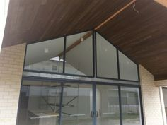 Timber roof lining
