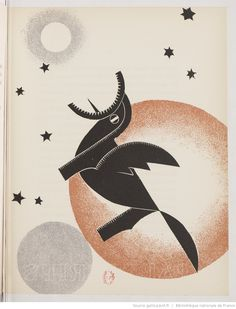 The 50 Watts tumblr — Pierre Pinsard, 1929 illustrations for a book by...