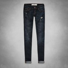 Womens A&F Super Skinny Jeans | Womens Clearance | Abercrombie.ca