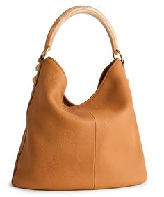 Discovered: The Horn Hobo at J.Crew