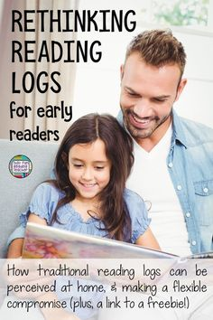 Rethinking Reading Logs for young readers – How traditional reading logs can be perceived at home, and making a flexible compromise! Read on for more info and links to freebies! - Education and lifestyle Reading Logs, Guided Reading, Early Reading, Teaching Reading, Teaching Ideas, Reading Resources, Reading Activities, Reading Lessons, Speech Activities