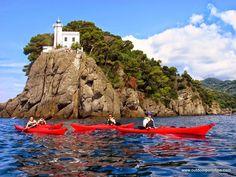 Ecoturismo Liguria: Half Day Kayak & Snorkeling