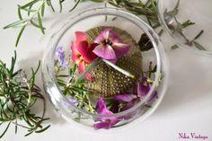 Los Mundos de Nika Vintage: Diy... en una caja de cristal