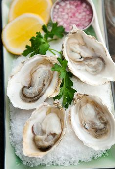 barron point #oysters from washington