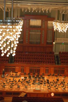 The Schermerhorn Symphony Center and Laura Turner Concert Hall are the crowning gems in Nashville's tiara.