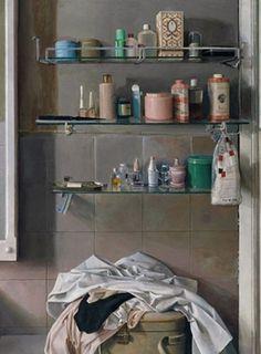 Cuarto de Baño (Bathroom), 1968 by Isabel Quintanilla on Curiator, the world's biggest collaborative art collection.
