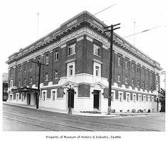 Masonic Temple, Seattle, ca. 1916
