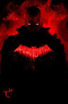 Red Hood by Esteban Salinas