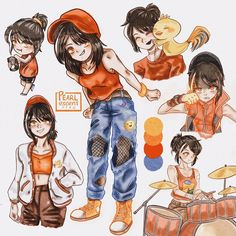 Boboiboy Anime, Anime Wolf, Anime Art, Anime Galaxy, Boboiboy Galaxy, Anime Version, My Hero Academia, Marvel, Fan Art