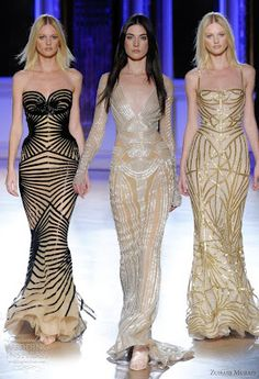 Zuhair Murad 2012 Dresses...want all three